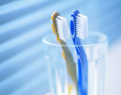 Выбор зубной щётки